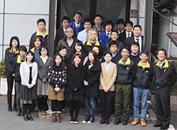 西岡総合印刷社員一同